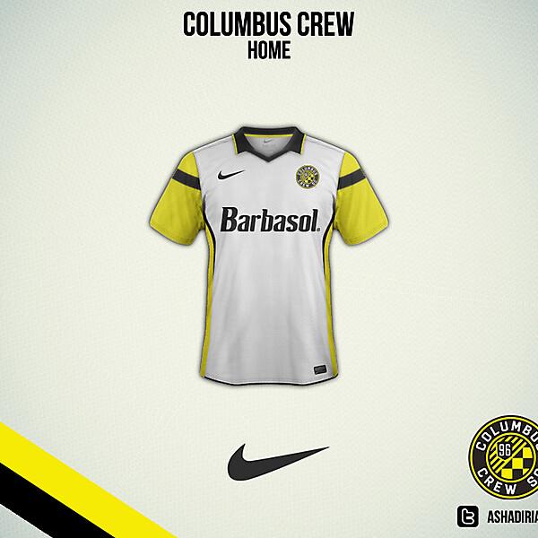 Columbus Crew Nike