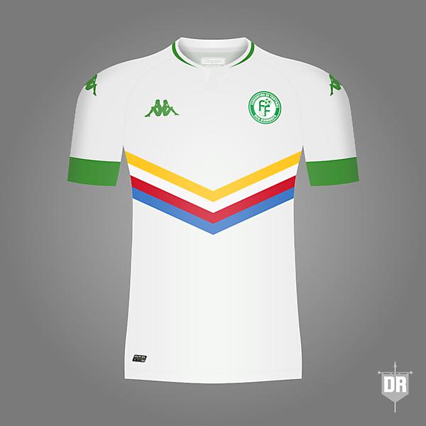 Comoros Football Team Away Kit