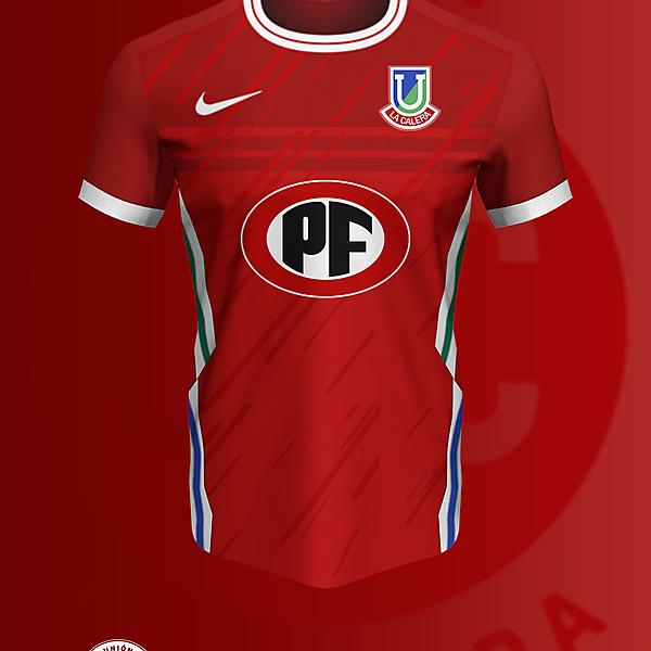 Concepto I - Unión La Calera x Nike Camiseta Local (2021)
