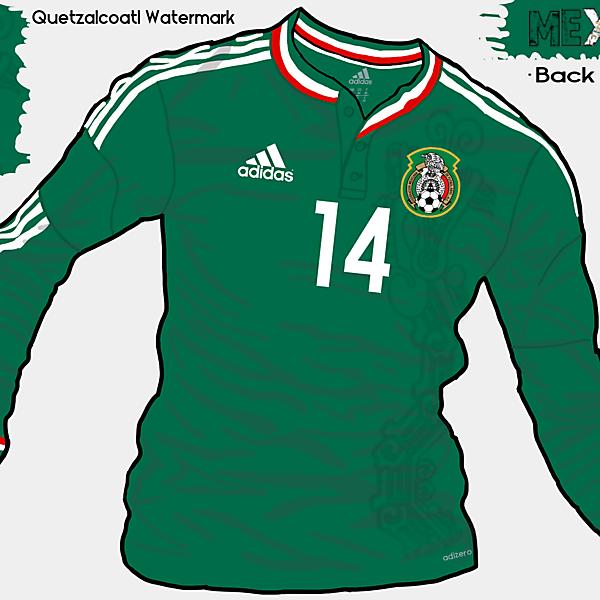 Copa America 2015 - Grupo A - Mexico Home