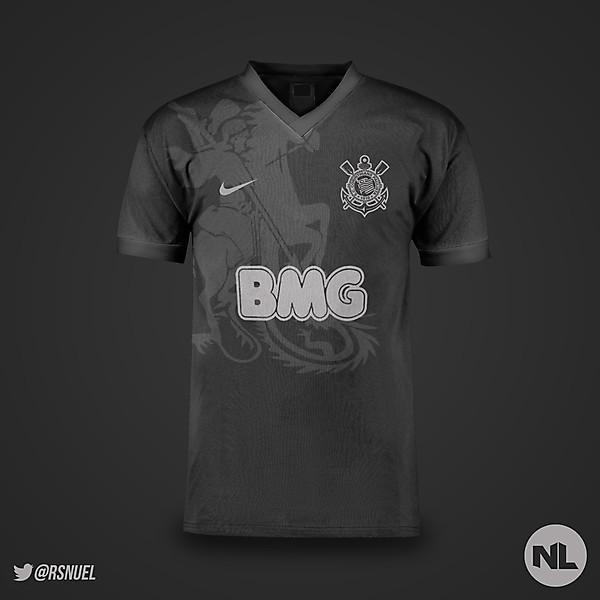 Corinthians - Third Kit Concept