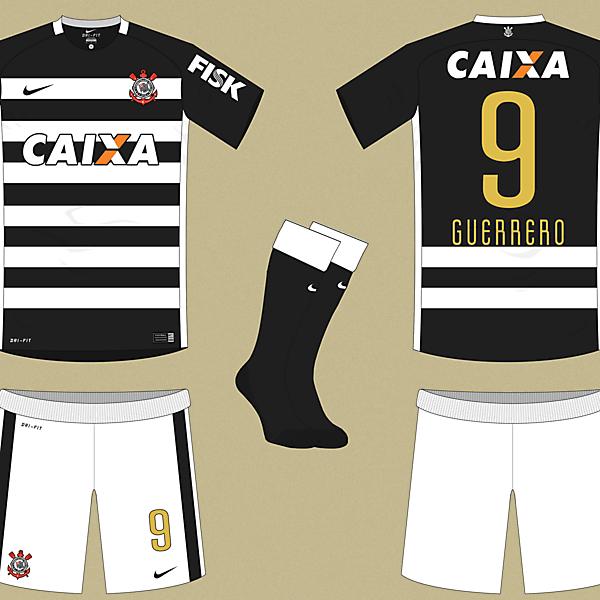 Corinthians 15/16 Away Kit Leaked