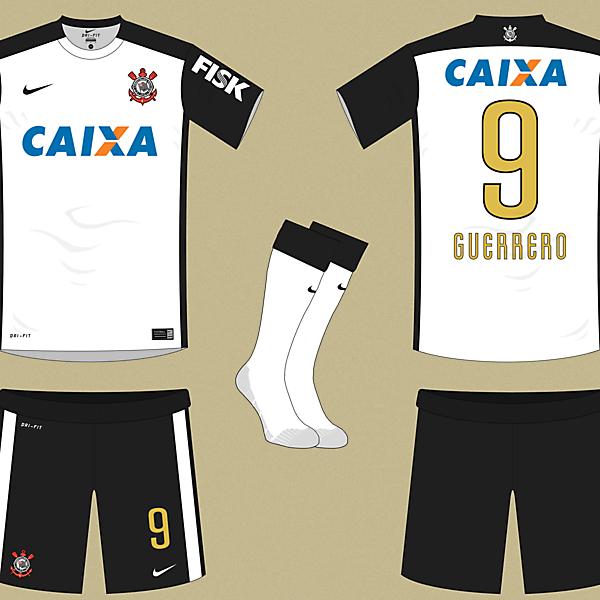 Corinthians 15/16 Home Kit Leaked