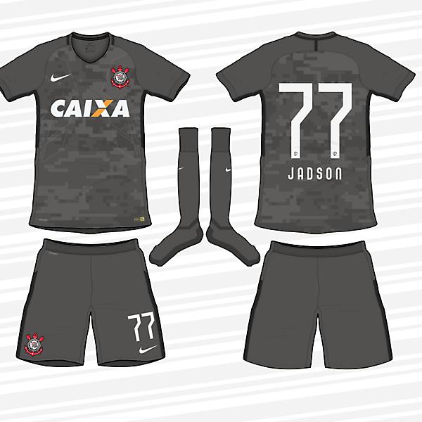 Corinthians 2017-18 Third Kit (according to leaks)