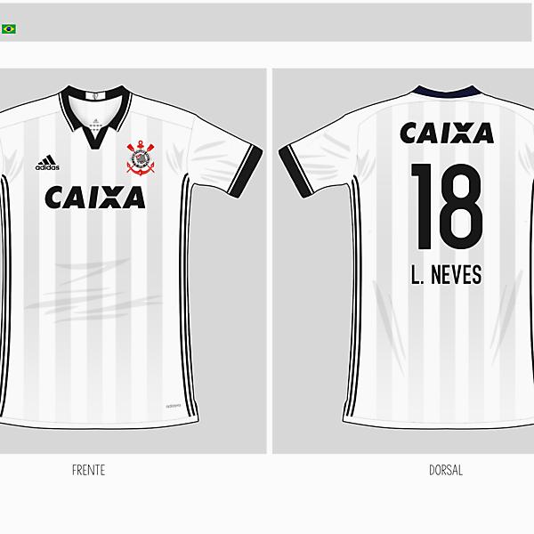 Corinthians | home kit