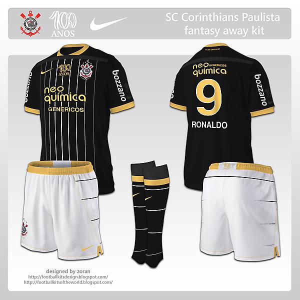 SC Corinthians Paulista fantasy away