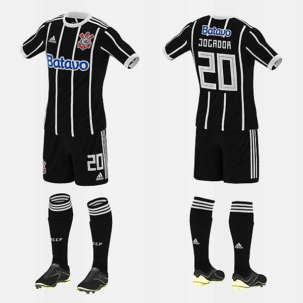 Corinthians (Away/Adidas) (#fbrkits1920)