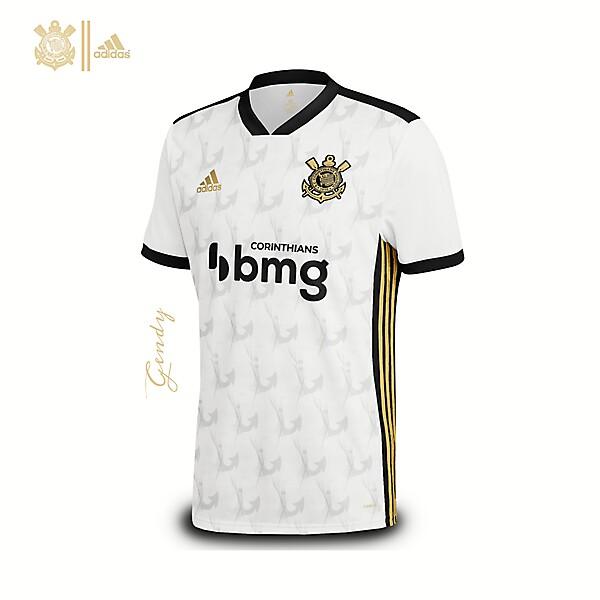 Corinthians Home Kit Concept V2