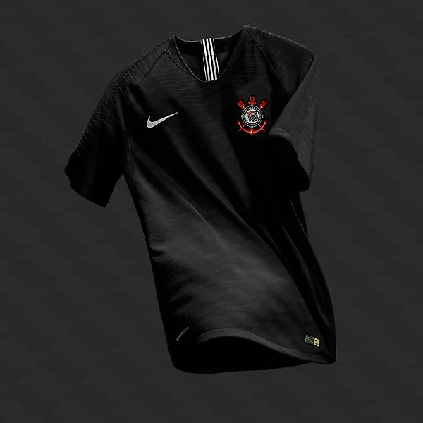 Corinthians Paulista Away Concept Kit