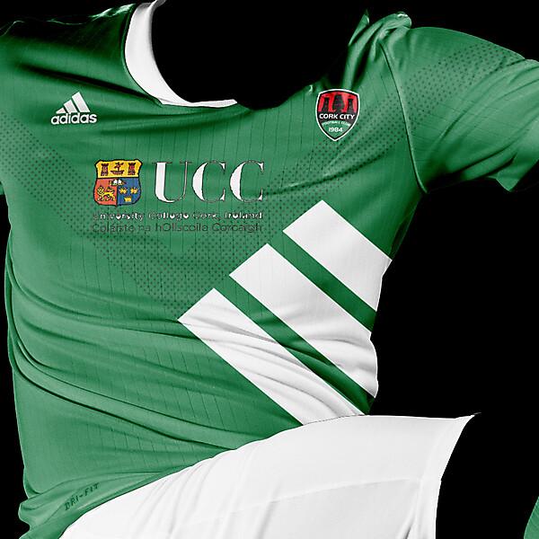Cork City  90s adidas style