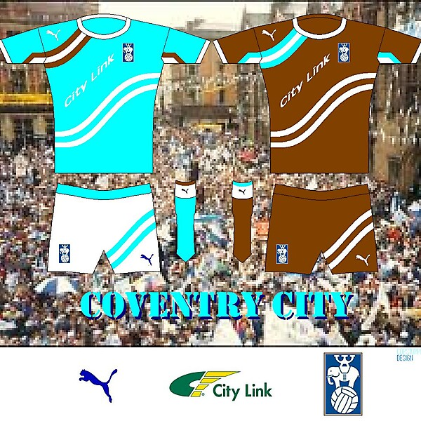 Coventry City Home and Away