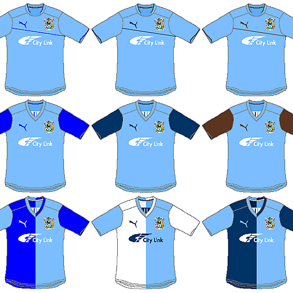 Coventry City Puma Home