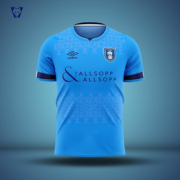 Coventry City x Umbro - home concept
