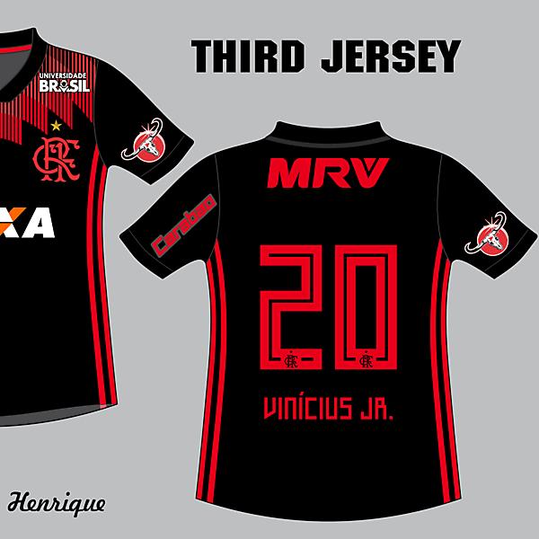 CR Flamengo Third 2018
