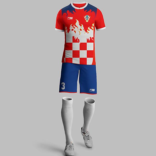 Croacia On Fire