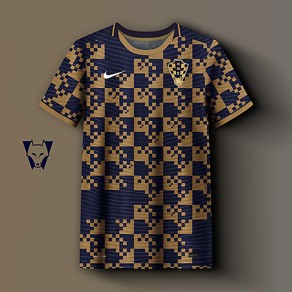 Croatia away