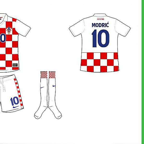 Croatia Home Kit