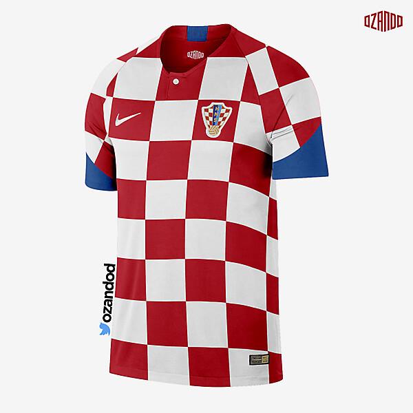 Croatia x Nike
