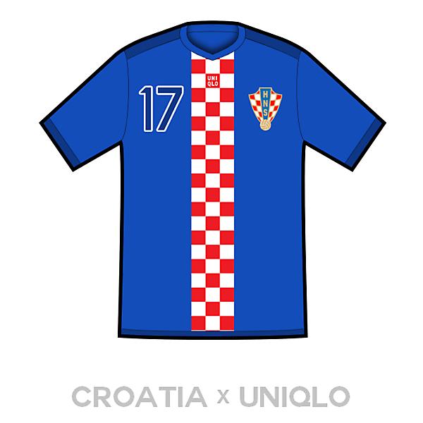 CROATIA x UNIQLO