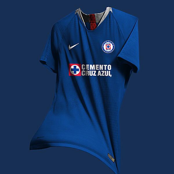 Cruz Azul Nike - Home
