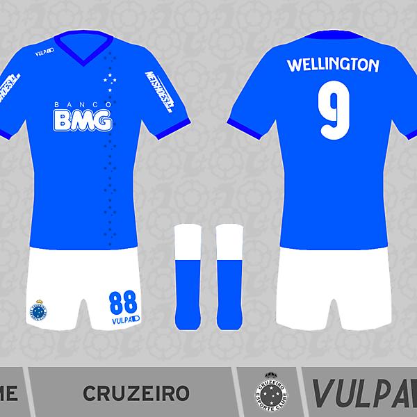 Cruzeiro Home