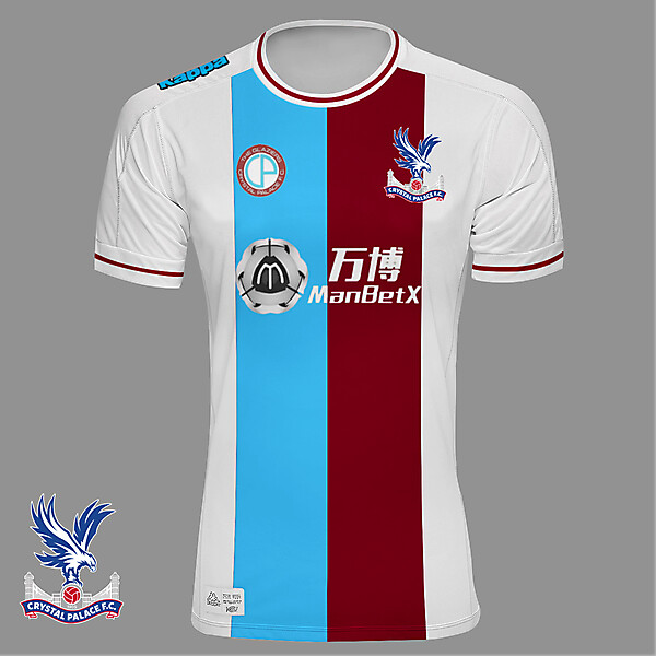 Crystal Palace away 72 style