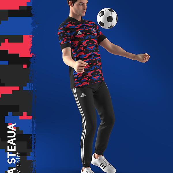 CSA Steaua X adidas - Away
