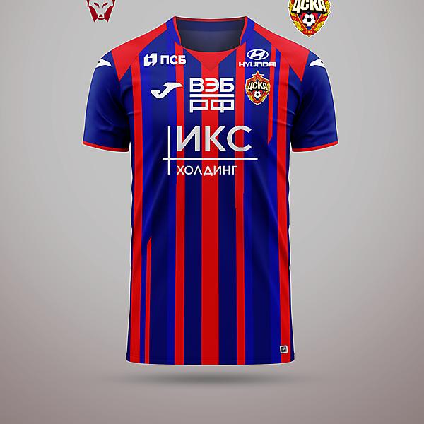CSKA home concept