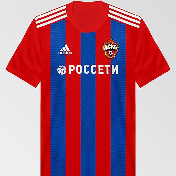 CSKA Moscow 17/18 ?