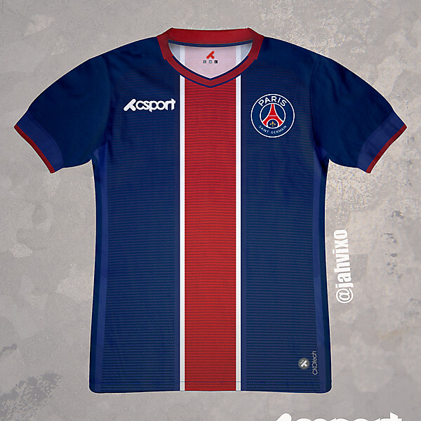 Csport: PSG home jersey
