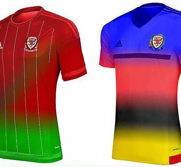Custom Wales Kits