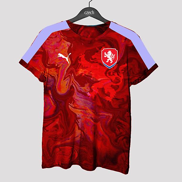 Czech Jersey 2017