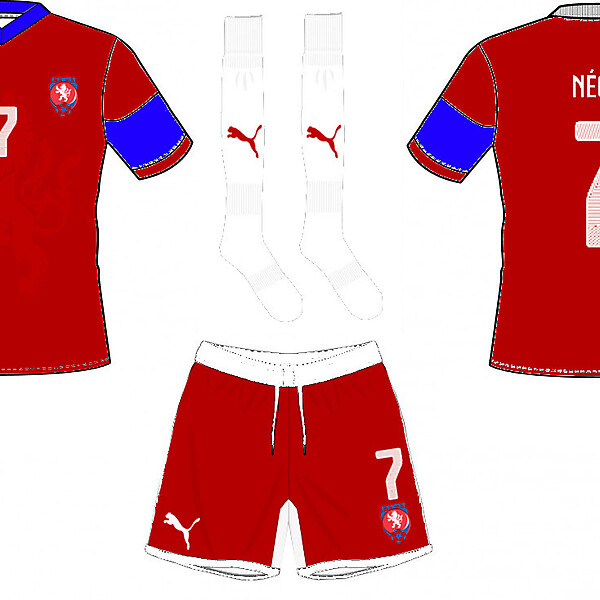 Czech Republic Home Kit