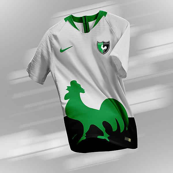 Denizlispor - Away Kit