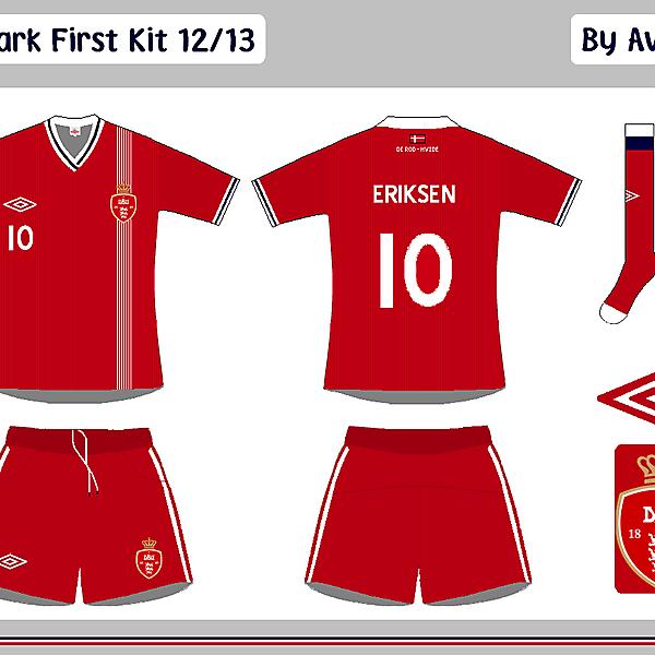 Denmark First & Change Kits