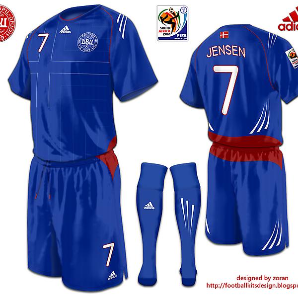 Denmark World Cup fantasy third