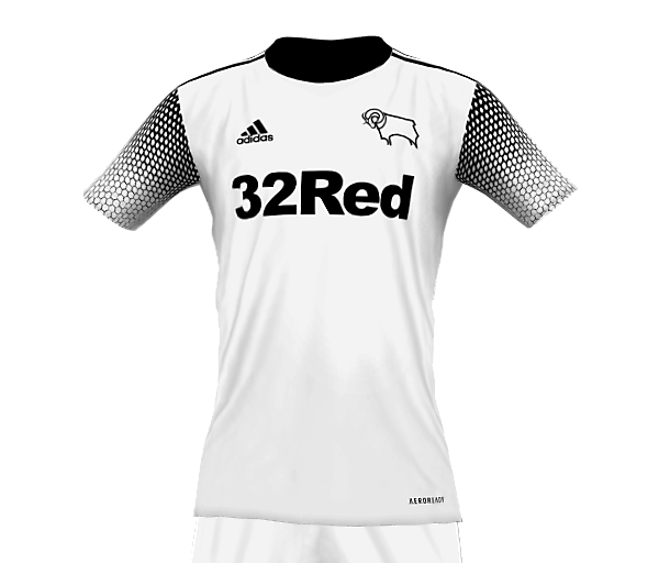 DERBY COUNTY 21-22 FANTASY HOME KIT