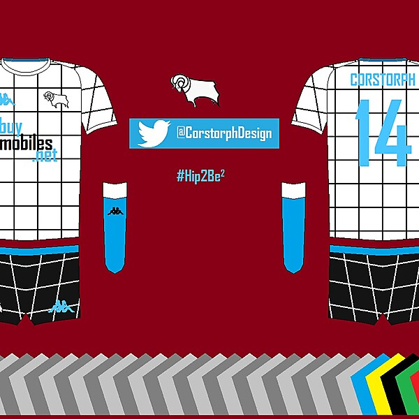 Derby County Home Kit