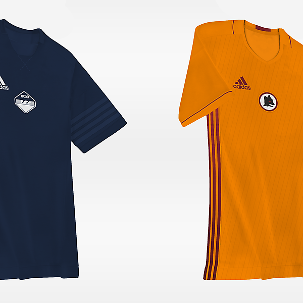 Derby della Capitale / Adidas
