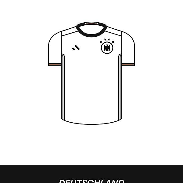 Deutschland - Home / Minimalist