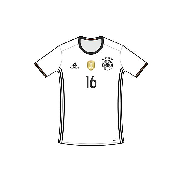 Deutschland - Home / Euro 2016