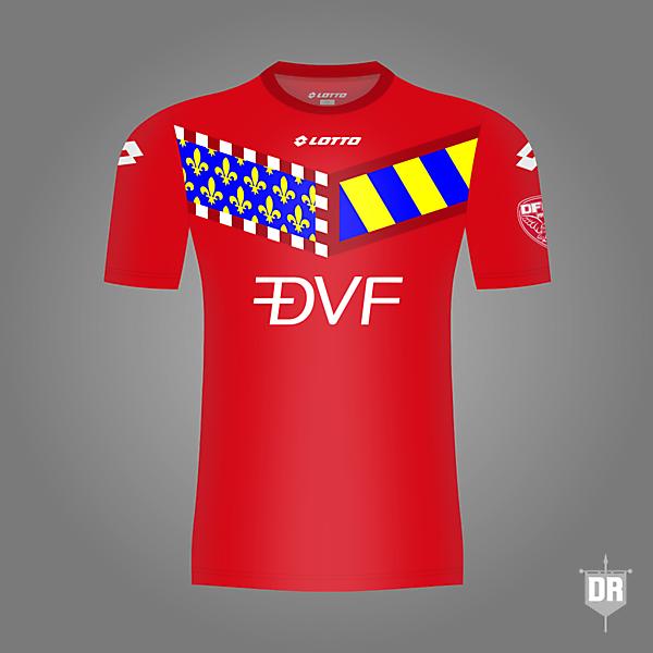 Dijon FCO Home Kit