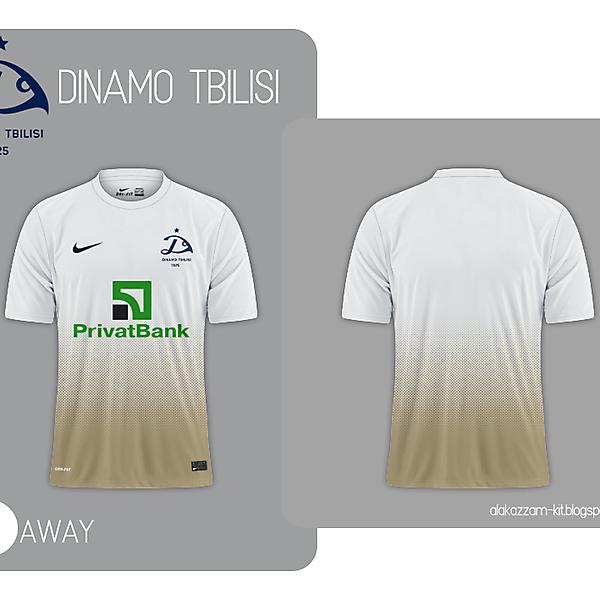 Dinamo Tbilisi Away