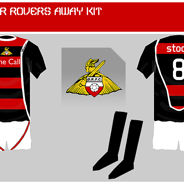 Doncaster Rovers Away