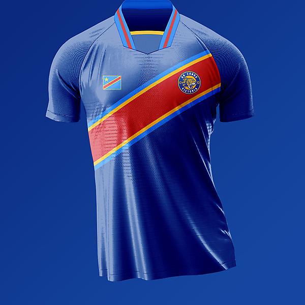 DR Congo Victoria - jersey
