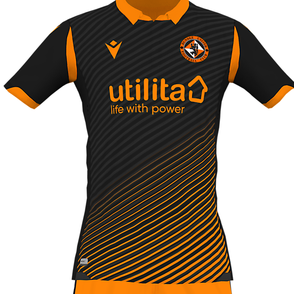 Dundee United away
