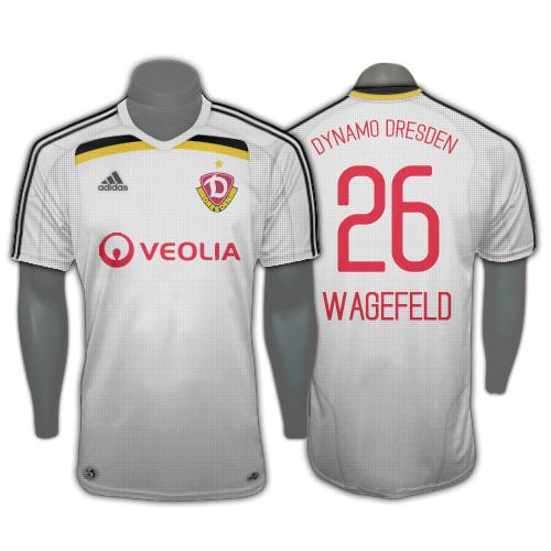 Dynamo Dresden adidas Away