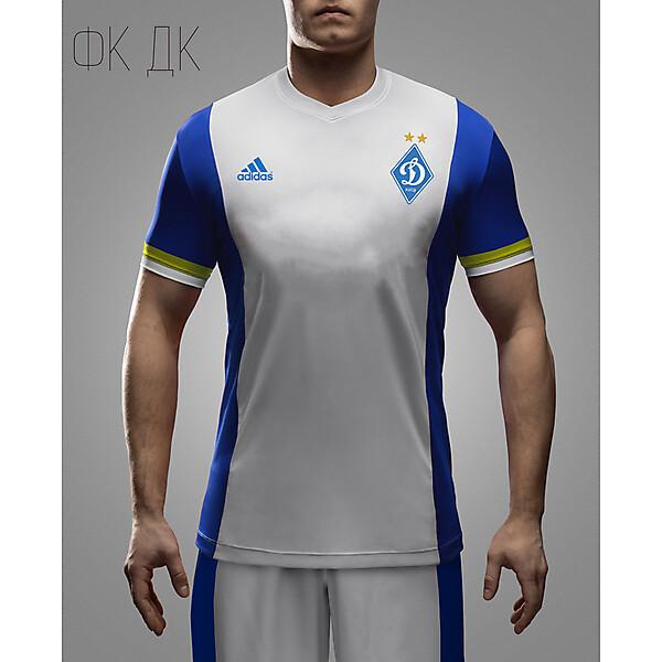 Dynamo Kiev.. NEW KIT 2015/16