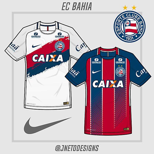 EC Bahia - @jnetodesigns