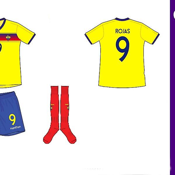 Ecuador Home Kit